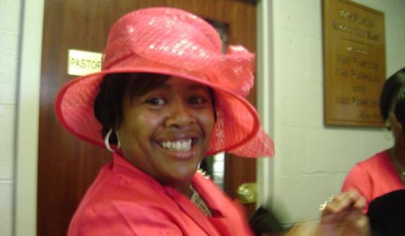 Sister April Ratcliffe