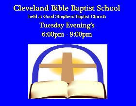 Cleveland Bible Baptist